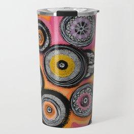 Flowers #10 Travel Mug