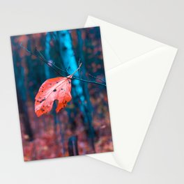 Misplaced Stationery Cards