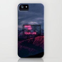 make art iPhone Case