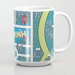 Ho Chi Minh City Coffee Mug