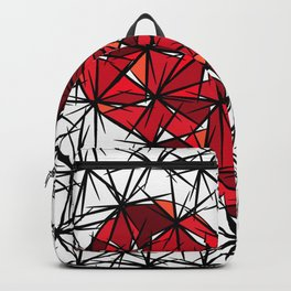 Barbed heart. Backpack