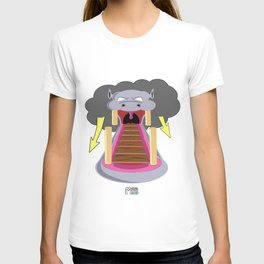 The Hippo's Not So Tempting Offer T-shirt