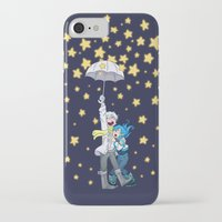 dmmd iPhone & iPod Cases featuring DMMd :: The stars are falling by Magnta
