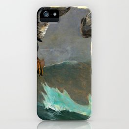 Right And Left - Digital Remastered Edition iPhone Case