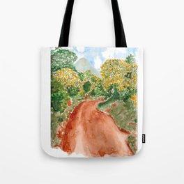 The Road to Rackoko Tote Bag
