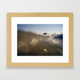 OceanSeries37 Framed Art Print