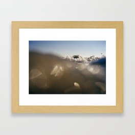 OceanSeries37 Framed Art Print