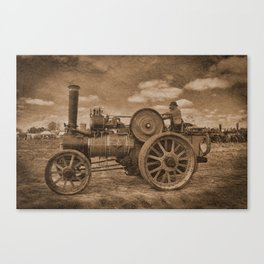 Vintage Jem General Purpose Engine Canvas Print