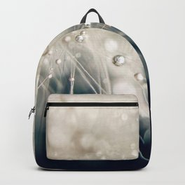 dandelion evening blue Backpack