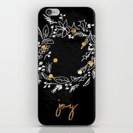 Joyof Christmas iPhone Skin