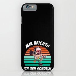 Funny sondler gift t-shirt sondel t-shirt iPhone Case