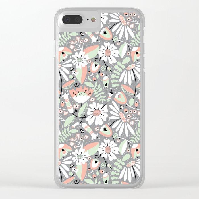 Annabelle - Bliss Clear iPhone Case