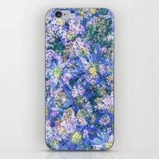 SPRING HAZE iPhone & iPod Skin
