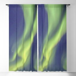 Northern Lights Blackout Curtain
