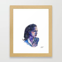i know my value Framed Art Print
