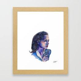 i know my value Framed Art Print