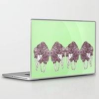sheep Laptop & iPad Skins featuring Sheep by Monique Turchan