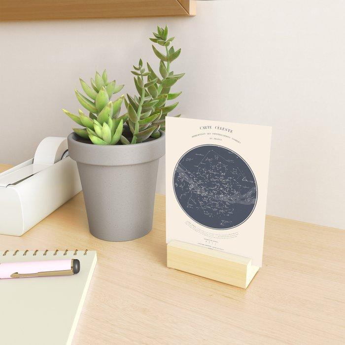 Carte Celeste Mini Art Print