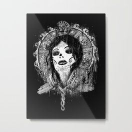 Ancient Queen Metal Print