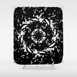 KALÒS EÎDOS IX-I Shower Curtain