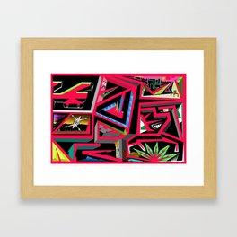 Dunno35 Framed Art Print