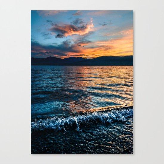 Paradise Awaits Canvas Print