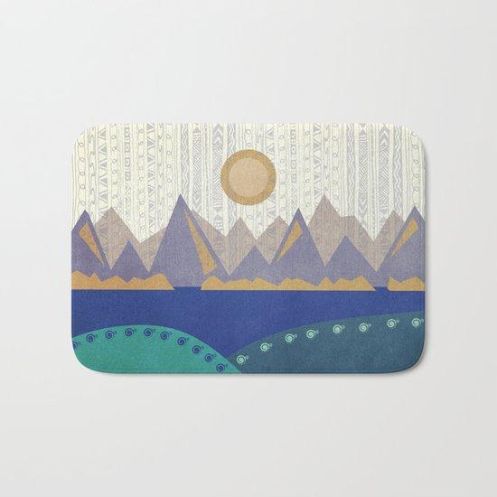 Textures/Abstract 130 Bath Mat