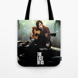 The Last of Us Grown Ellie Tote Bag