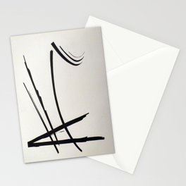 Abstact Stationery Cards