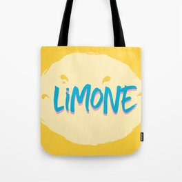 Limone (Lemon) Tote Bag
