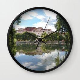 Potala Palace Tibet Wall Clock