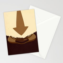 Sky Bison Stationery Cards