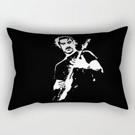 Zappa Guitar Rectangular Pillow
