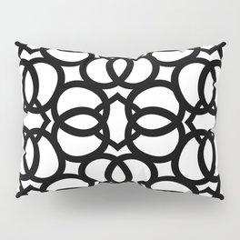 LETTERNS - Q - Arial Pillow Sham