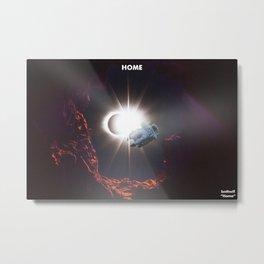 Home (Far Out) Metal Print