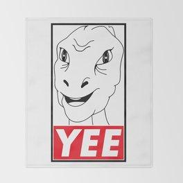 YEE Throw Blanket