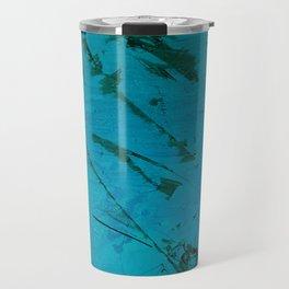 green sea Travel Mug