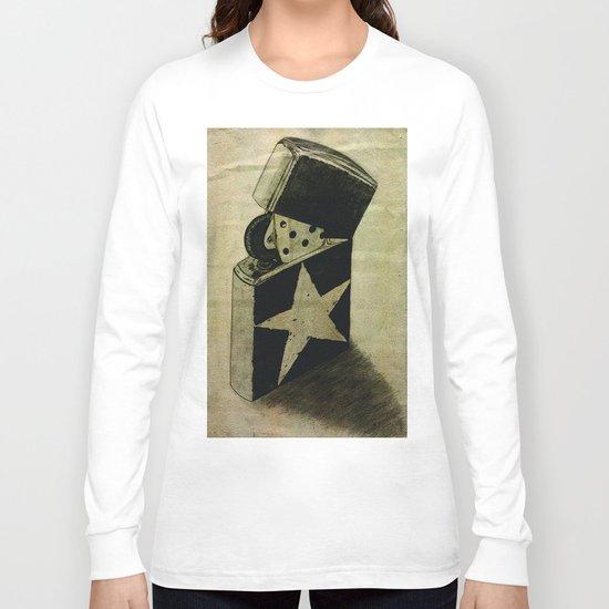 Zippo Long Sleeve T-shirt