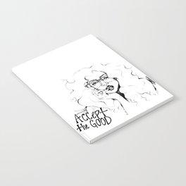 #STUKGIRL Foxy Frames Notebook