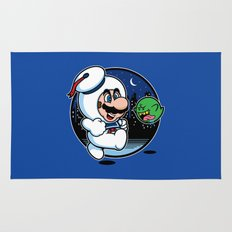 Super Marshmallow Bros. Rug