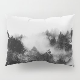 End in fire black & white (requested) Pillow Sham