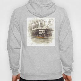 NYC Yellow Cabs Musical - SKETCH Hoody
