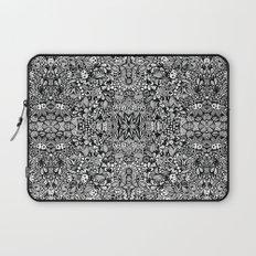 Zentangle  Laptop Sleeve