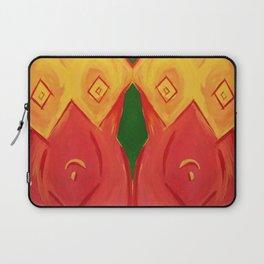 Cubist Bodice Laptop Sleeve