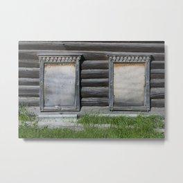 R Windows 012 Metal Print