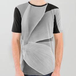 Agave Finesse #2 #tropical #decor #art #society6 All Over Graphic Tee