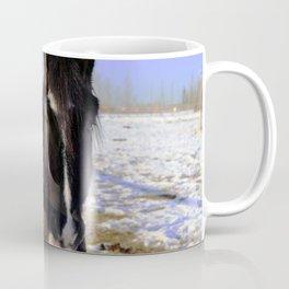 Mahogany Bay Draft Horse Coffee Mug