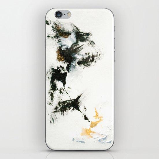 Snowstorm iPhone & iPod Skin
