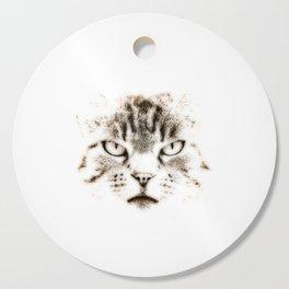 That Mischievous Cat Cutting Board