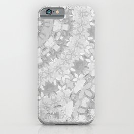 Natural Gray iPhone Case